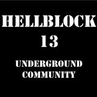 Логотип HELLBLOCK 13 underground community