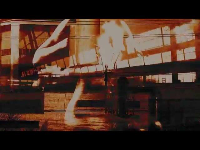 Flamewar January 2015 VJ mix First Rebirth Last Runaway