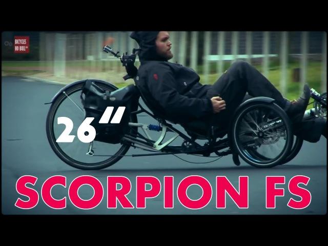 HP Velotechnik Scorpion fs 26 Testbericht