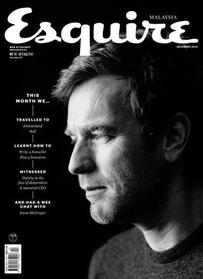 Esquire Malaysia December 2016