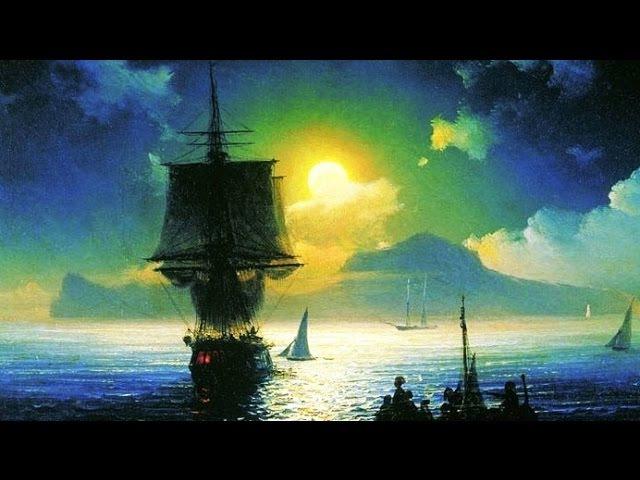 Beethoven ~ Sonata Claro de Luna 300 Pinturas