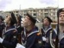 Поход ГРКР Москва в Средиземное море 2006 г