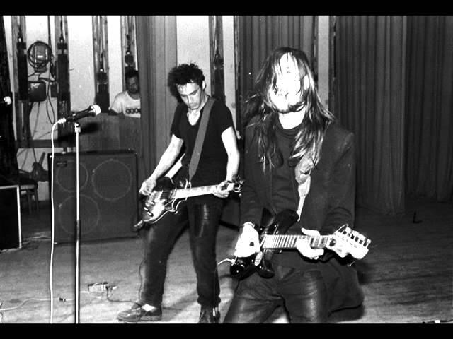 Егор Летов - о Napalm Death, КГБ и Викторе Цое (1990) Интервью