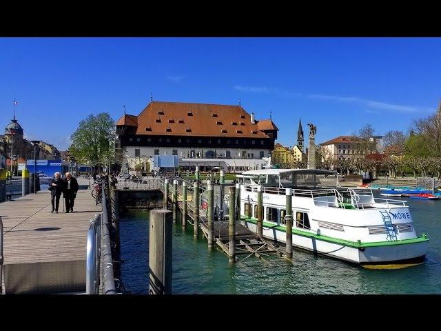 Konstanz - Traumstadt zwischen Bodensee, Alpen und Insel Mainau
