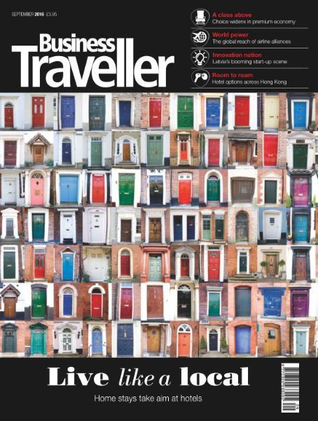 Business Traveller UK - September 2016
