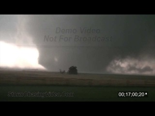 5/31/2013 Intercept and Escape from El Reno, OK Tornado