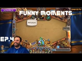 Hearthstone FunTV . Funny moments . Episode 4