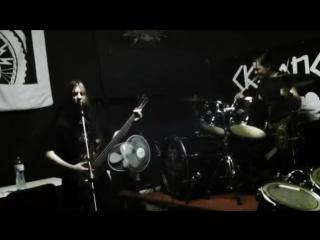 ▌TEODOLIT ▌'blood soaked revenge' rehearsal 2016-10-01