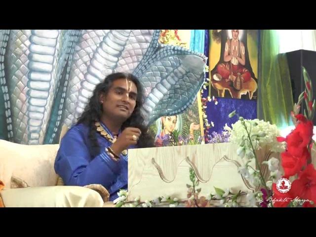 Шримад Бхагавад гита глава 4 стих 9 Комментарий Шри Свами Вишвананды