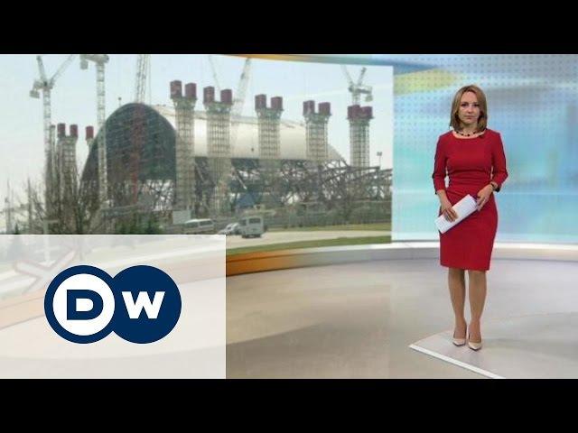 Хто переймається безпекою в Чорнобилі DW Новини 26 04 2016