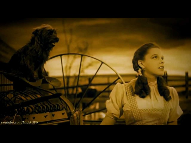Judy Garland Over The Rainbow HD Best quality audio and video