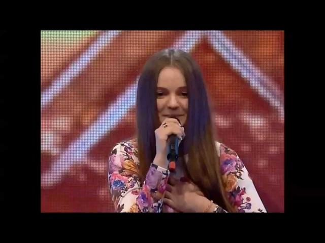 X ფაქტორი სოფო ბათილაშვილი X Factor Sopo Batilashvili