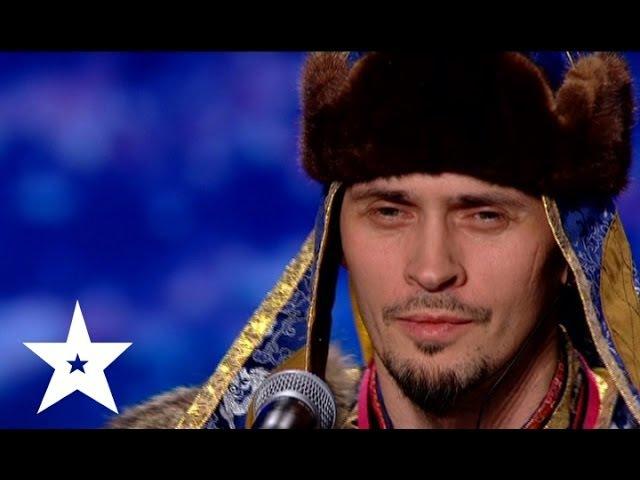 Горловое пение от Тюргена - Україна має талант-6 - Кастинг в Донецке