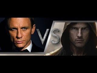 HUNT FOR BOND TRAILER 2015 (James Bond versus Ethan Hunt) by ARHC