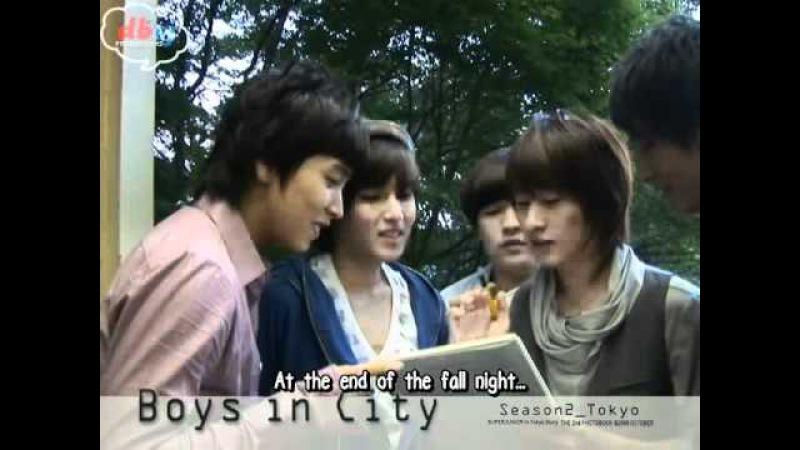 [Eng Sub] (DBSJ Productions) Super Junior Boys in City Season 2 (Ep. 5)