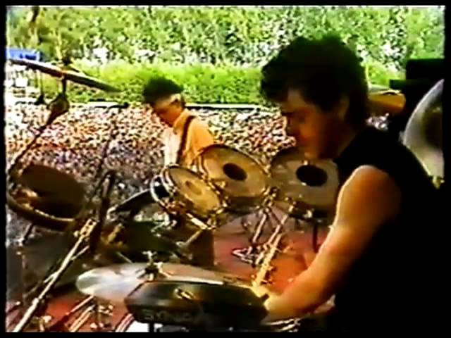 The Cure - Forest. Live at Werchter Festival (1981)
