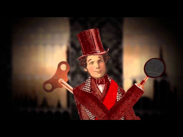 Wax Tailor Ft Charlotte Savary Seize The Day Official video