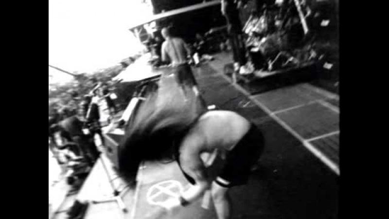 Pantera Primal Concrete Sledge Live Video