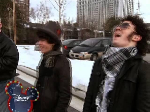 Jonas Brothers Поверь в мечту Сезон 1 Серия 5