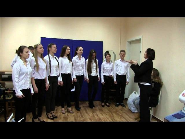 Академконцерт вокального ансамблю 1-го курсу ЕВ-15 НАКККіМНАРККиИ (ДАКККіМГАРККиИ)