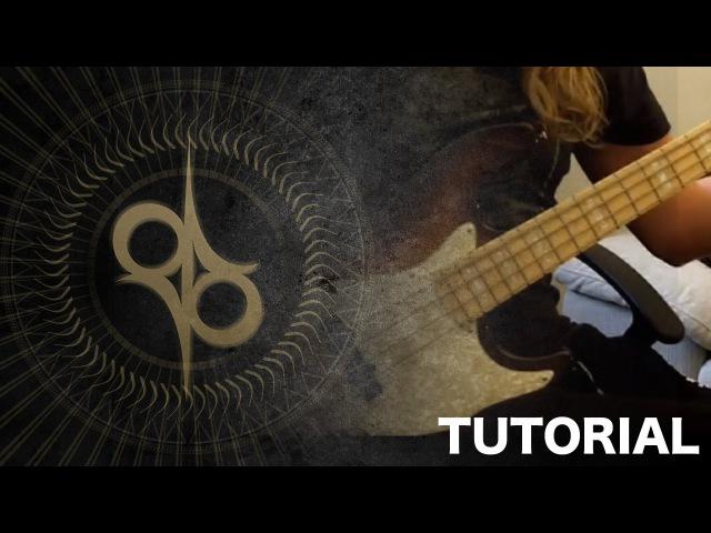 Recording metal Bass guitar at home - Ola Englund
