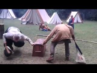 Летние забавы викингов