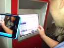 Artjom (Ich) und DB-Automat / Артём (Я) и DB-автомат Harras, München 16.09.2015 von Oleg Gajewoj