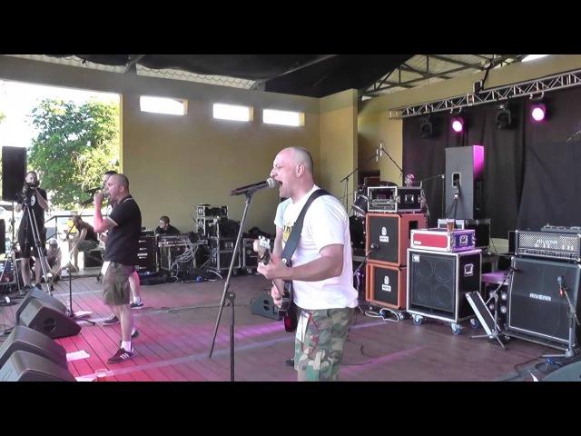 The Sandals - na żywo Rock Na Bagnie 2015