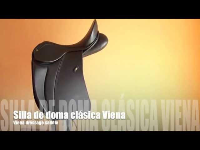 Silla doma Viena Marjoman Viena dressage saddle
