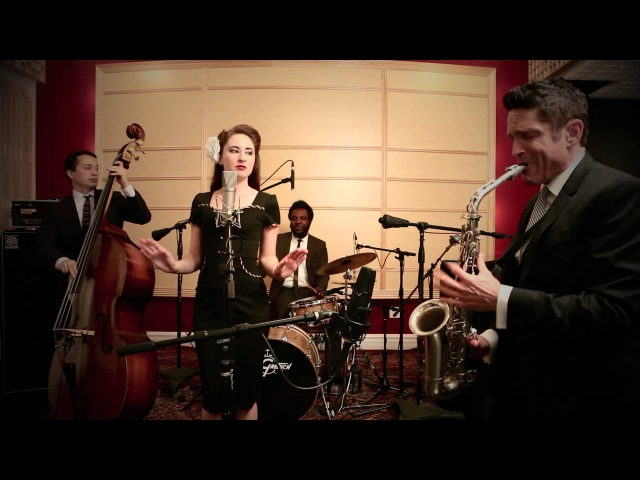 Careless Whisper - Vintage 1930's Jazz Wham! Cover feat. Robyn Adele Anderson Dave Koz