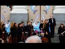 Оразцовый молодёжный эстрадно симфонический оркестр Севастополь в Крыму Ярины Погонец