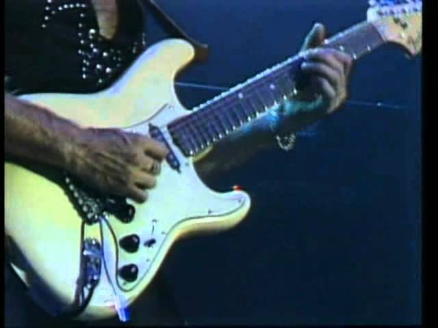 Ritchie Blackmore. Crying guitar (maybe next time)