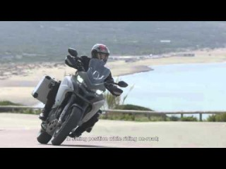 The Wild Side of Ducati - Episode 1: Enjoying off-road adventures
