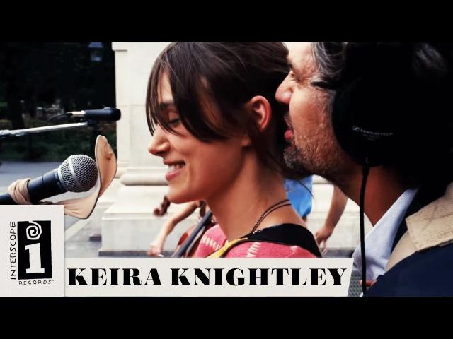 Keira Knightley Lost Stars Begin Again Soundtrack 2015 Oscar Nominee Interscope