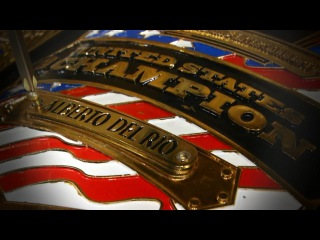 #My1 Exclusive behind the scenes footage of the United States Championship title changing hands
