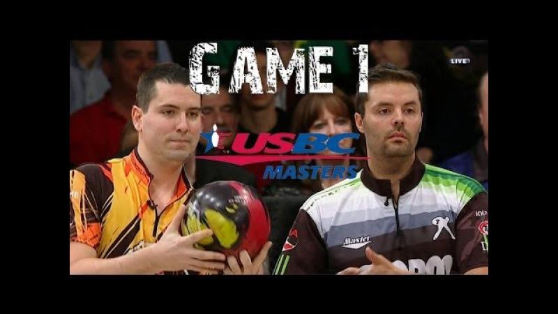 2013 - 14 PBA USBC Masters Match 1