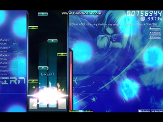 Sound Voltex II  infinite infection osu!maina 2016-03-18 19-38-01-367