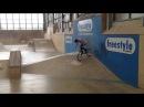 Double Footjam Tailwhip - BMX