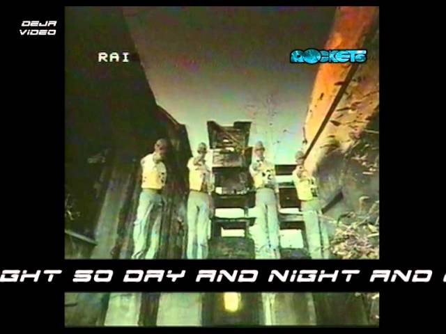 Rockets Roketz Under The Sun 1984 Official Video