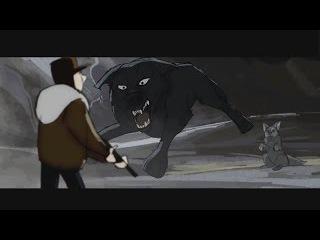 Короткометражный Мультфильм Онлайн  : « Песня Волчицы » ( Трогательный и Душевный Мультик ) HD