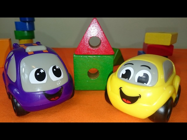 Видео про машинки Машинки Vroom Planet Smoby В магазине игрушек Развивающие игрушки для детей