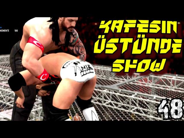 WWE 2K16 Kariyer Türkçe Inanilmaz olaylarin oldugu Bölüm 48 Bölüm Ps4