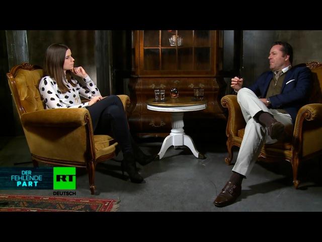 Немецкий писатель и путешественник о поездках в Россию, Донецк и Сирию [Голос Германии]
