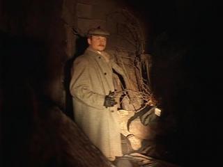 Приключения Шерлока Холмса и доктора Ватсона. (1981. Собака Баскервилей. Серия 2).