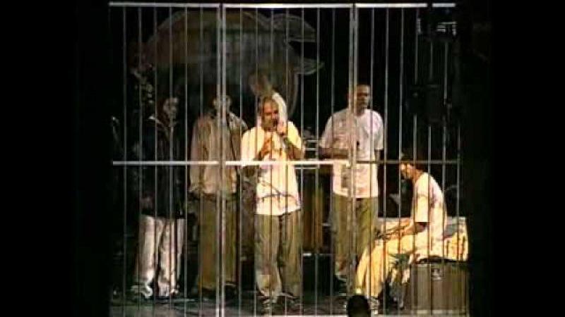 Detentos do Rap Apenas mais um Ao Vivo DVD
