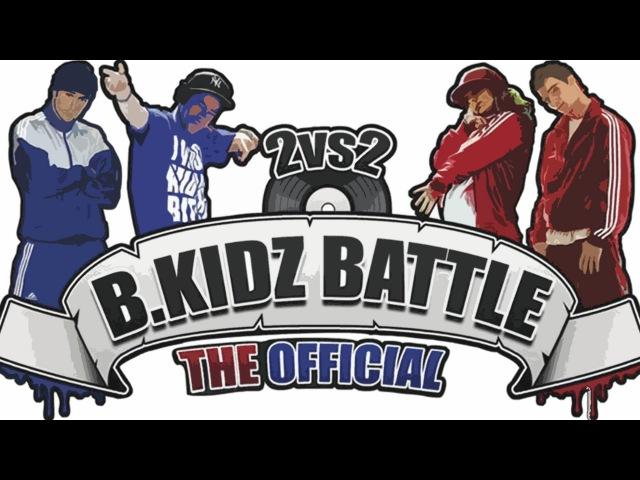 Ryzer Skeggia vs Enrico Martina Bkidz Battle 2015 Future Top 8