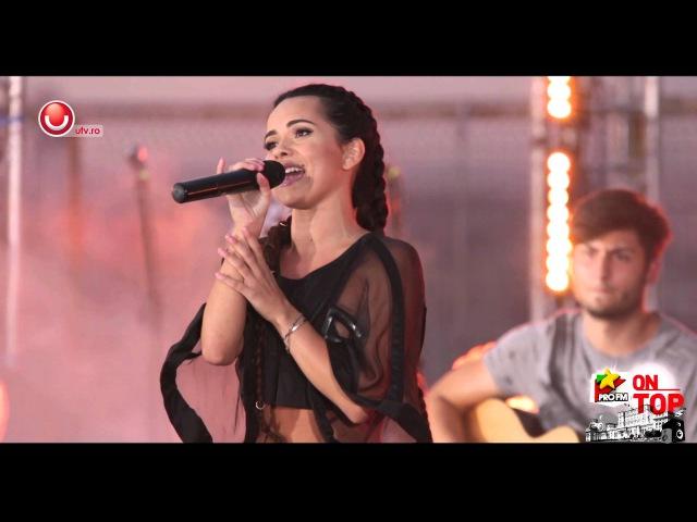 INNA Oare LIVE la ProFM ON TOP powered by Global Records pe Casa Poporului