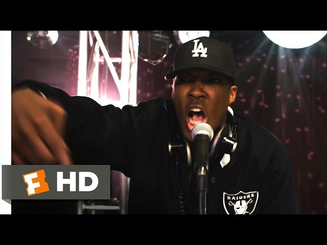 Straight Outta Compton N W A Plays Dopeman 2015 HD