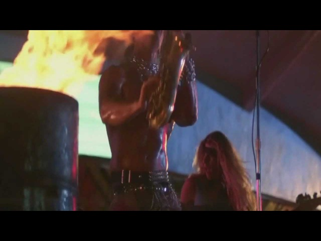 The Lost Boys Sax Man Scene HD (2011 Epic Remix)