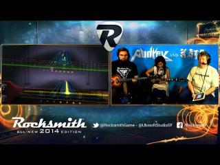 Rocksmith 2014 - Audrey & Kate LIVE from Ubisoft Studio SF